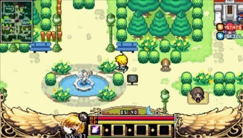 zenonia gameplay 2