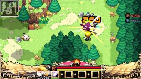 zenonia gameplay